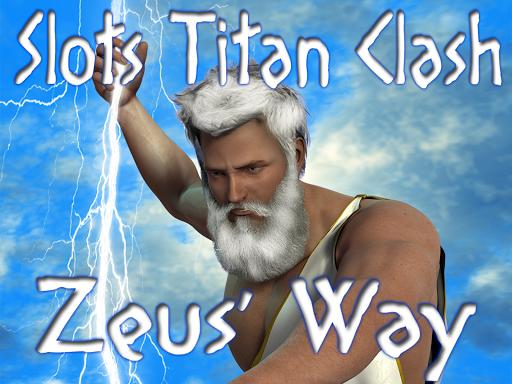 Slots - Zeus Way Cash Titans