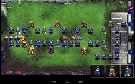 Robo Defense FREE Screenshot 3