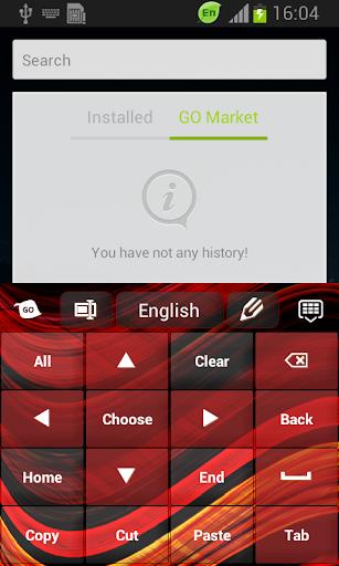 玩免費個人化APP|下載波浪形的條紋鍵盤 app不用錢|硬是要APP
