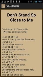 Paparoach Lyrics and Chords screenshot