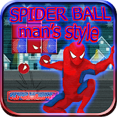 Spider Ball: Man's style