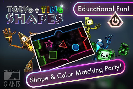 Tolva and Ting's Shapes
