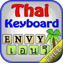 Thai Keyboard Envy Free icon