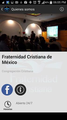 玩生活App|Fraternidad Cristiana México免費|APP試玩