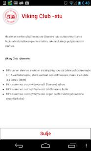 Viking Line Tukholma - screenshot thumbnail