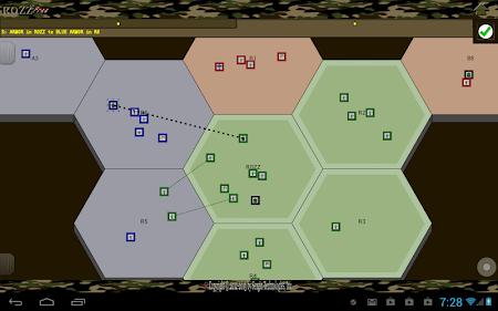 Rozz Strategy War Game: Free 2.6.0 screenshot 1141324