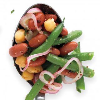 Mixed-Bean Salad.