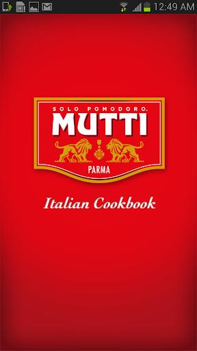Mutti Italian Cookbook