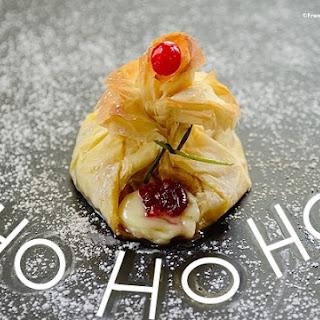 Santa's Breakfast Pouch