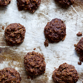 No-Bake Chocolate-Oat Cookies.