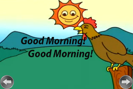 Kids Rhyme Good Morning - Android Apps on Google Play