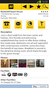 2013 AA Bed & Breakfast Guide - screenshot thumbnail