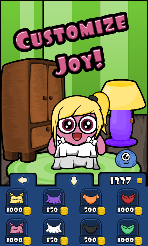 Joy 🐾 Virtual Pet Game- screenshot