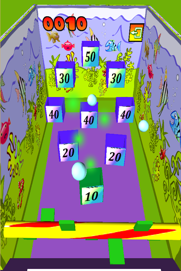 Ping Pong Carny Land- screenshot