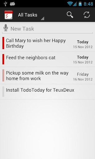 TodoToday Pro for TeuxDeux