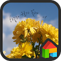 Sky cloud flower dodol theme icon