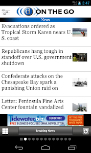 Daily Press - screenshot thumbnail