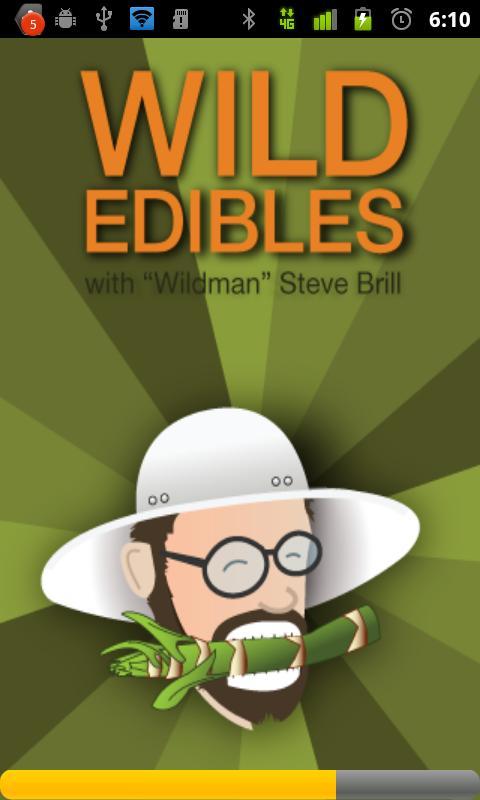 Wild Edibles - screenshot