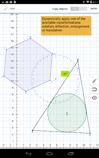 Geometry Pad 2.7.9 screenshots 2