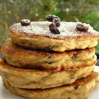 Apple Raisin Cakes.