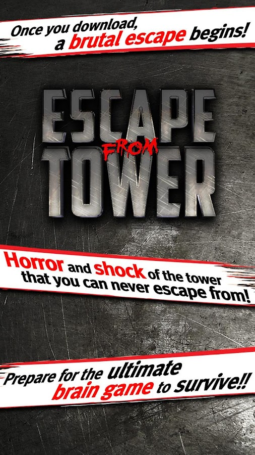 Escape from Tower - screenshot