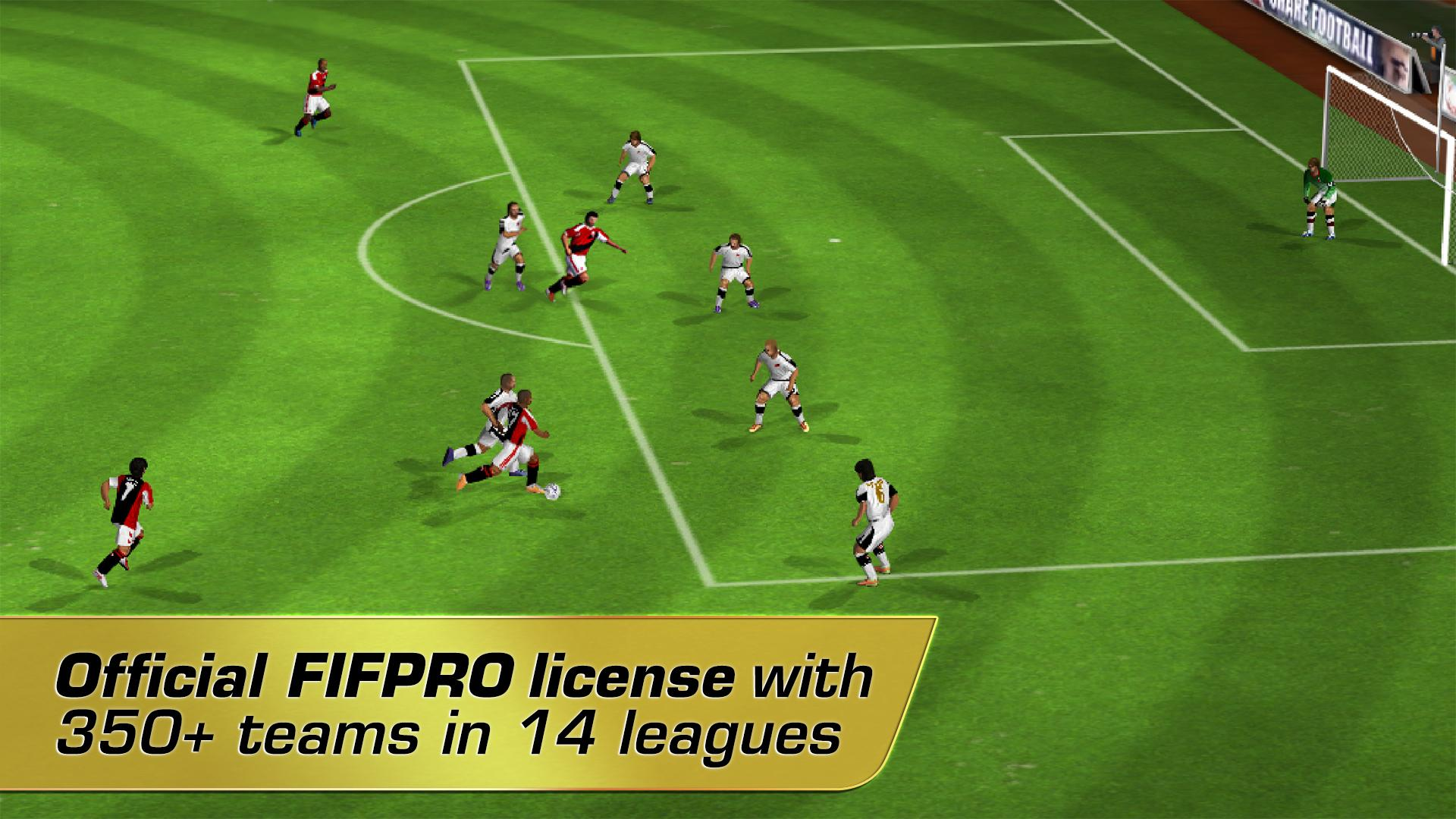 Real Soccer 2012 screenshot #8