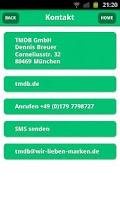 Screenshot of TMDB Trademark Check
