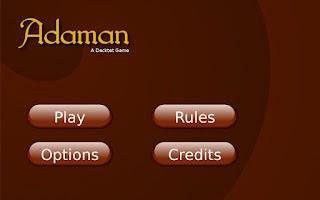 Screenshot of Adaman