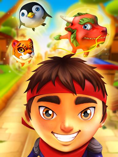 Ninja Kid Run Free - Fun Games 1.2.9 screenshots 9
