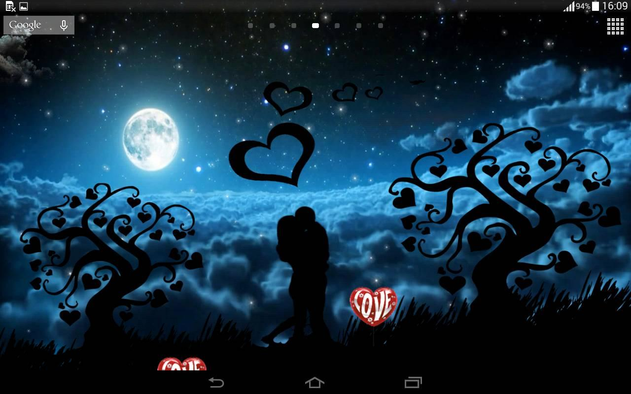 Romantic Love Live Wallpaper Apk : Valentine Day Live Wallpaper - Android Apps on Google Play