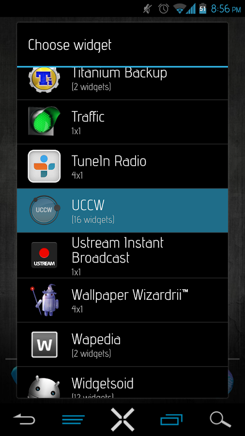 IronAndy - UCCW Skin - screenshot
