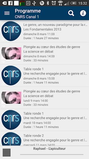Wikiradio CNRS