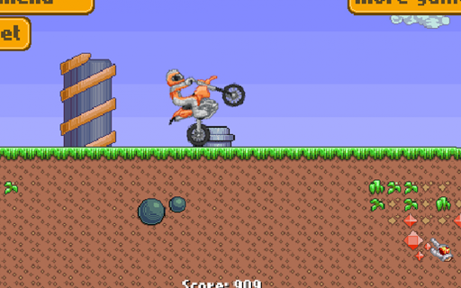 Crazy Bike Mania 2 – Race Game