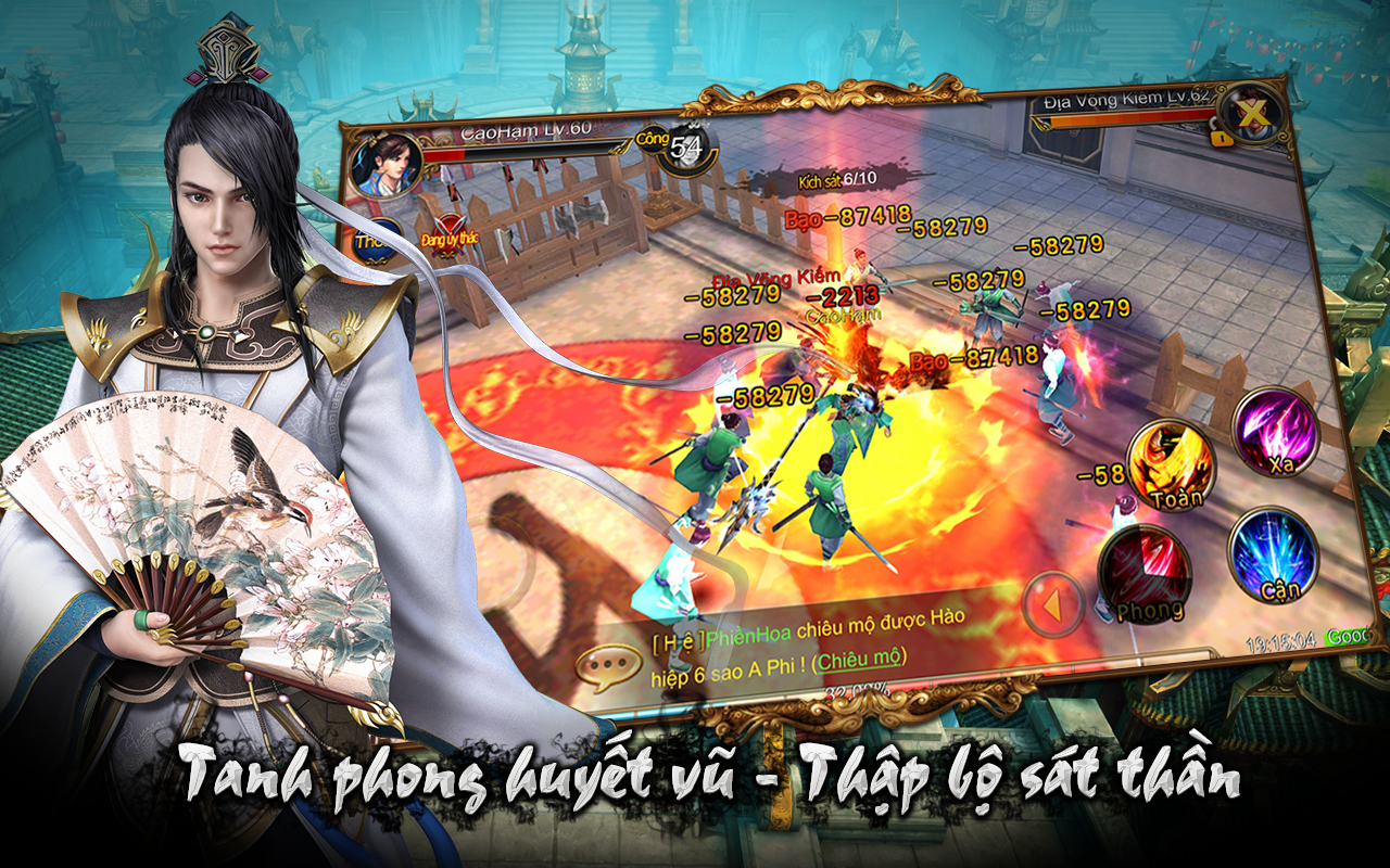 Tải Game Tuyệt Đại Song Kiều Cho Android Miễn Phí