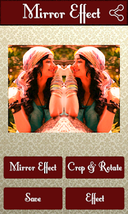 Mirror Effect screenshot