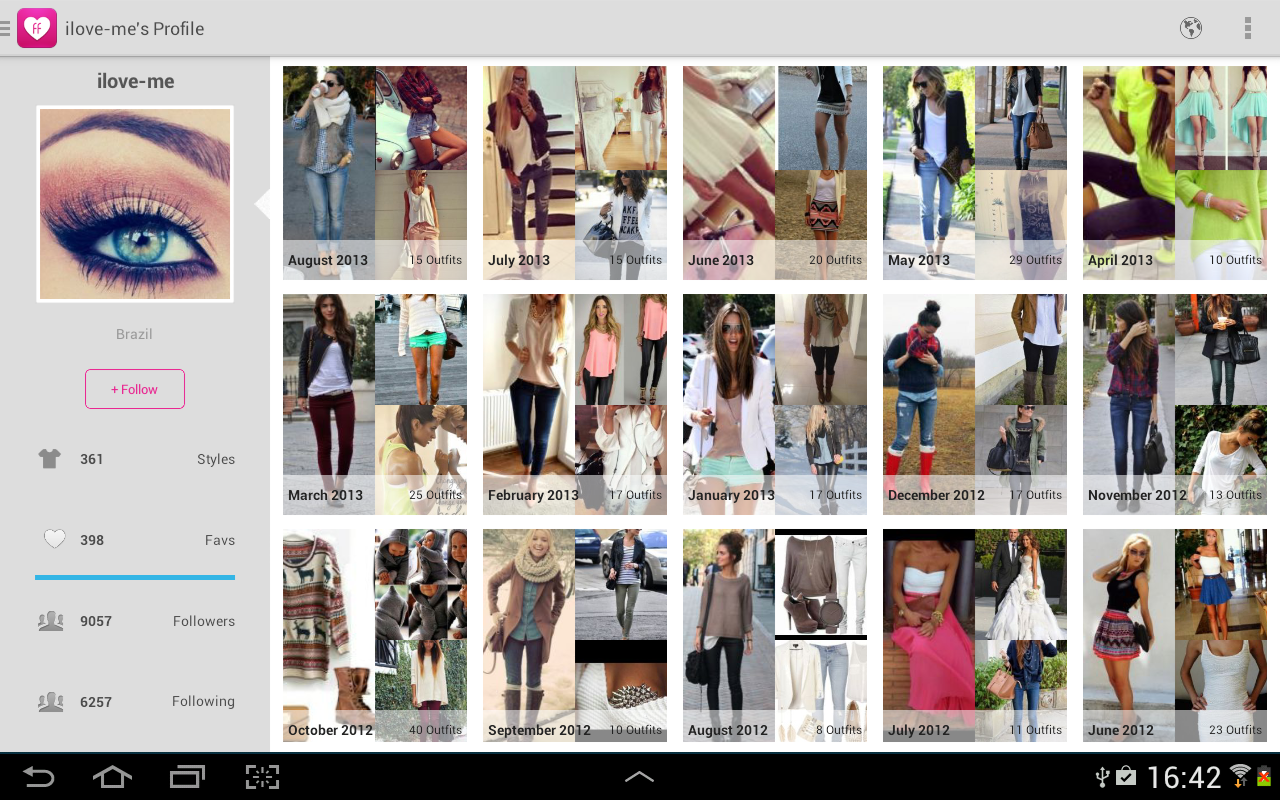 Fashion Freax Street Styles - screenshot