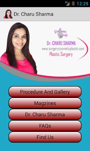 Cosmetic Surgeon Charu Sharma