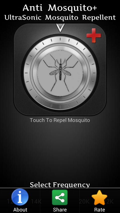 Anti Mosquito Plus - screenshot