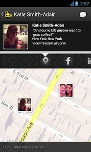 Sonar: Friends Nearby - screenshot thumbnail
