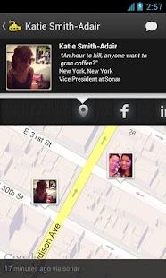 Sonar: Friends Nearby - screenshot thumbnail
