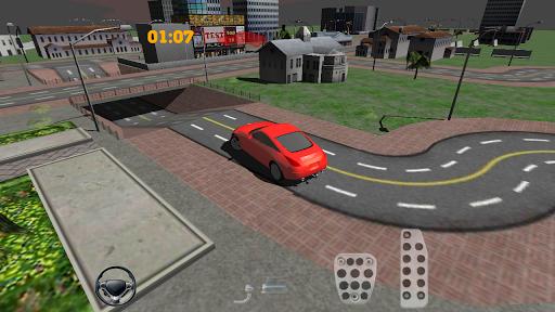 城市停车空间