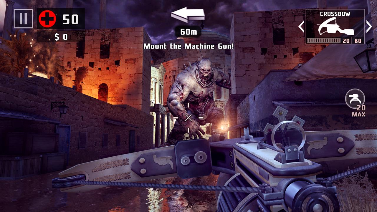 Dead Trigger 2 Mod Apk (Unlimited Money/Gold) 1