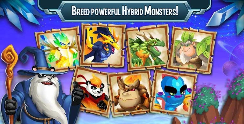 android Monster Legends Screenshot 10