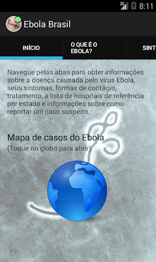 Ebola Brasil