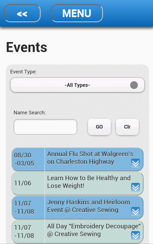 Greater Cayce-West Columbia - screenshot