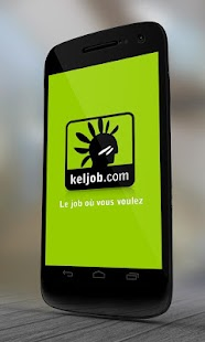 Keljob : Emploi, Job et Stage - screenshot thumbnail