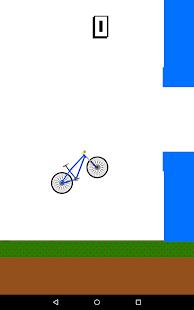 Flappy Bike screenshot