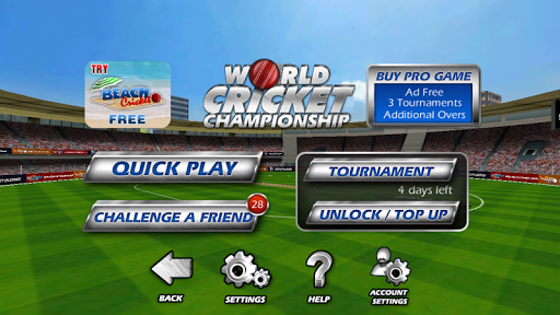 World Cricket Championship  Lt 5.5.6 Cheat screenshots 2