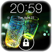 App Fireflies lockscreen APK for Windows Phone