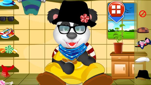 Care Salon Panda And Penguin